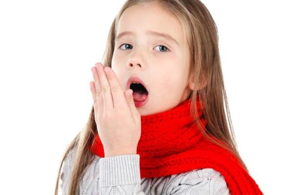 ▷ 7 Remèdes à la maison pour la toux des enfants