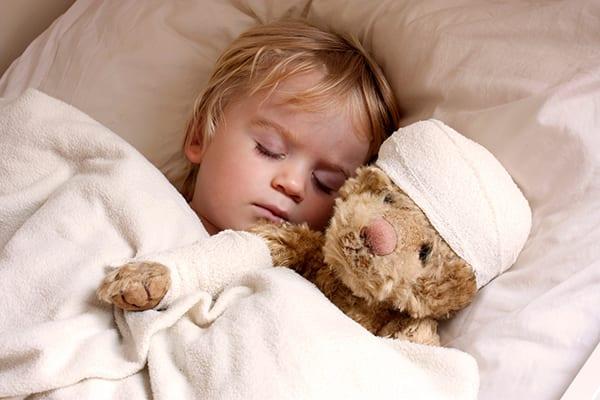 ▷ Neutrophiles faibles chez les nourrissons et les enfants