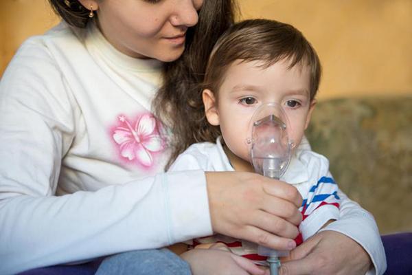 insuffisance respiratoire de l'enfant