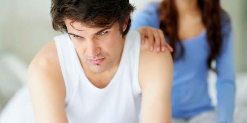 Raisons pour lesquelles un homme ne veut pas faire l'amour