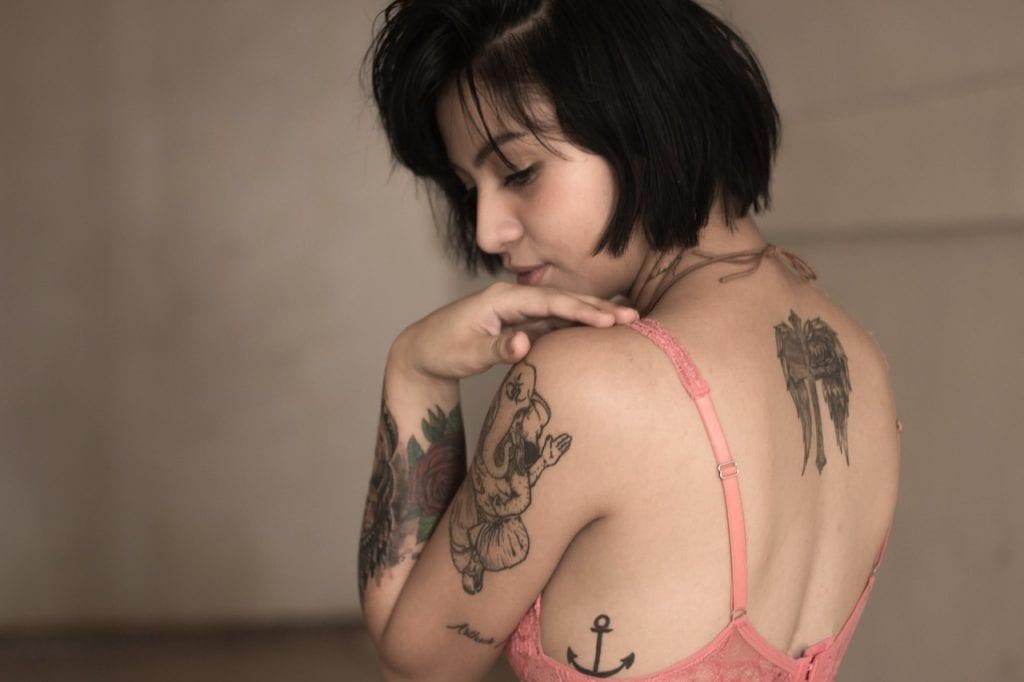 Tatouages non permanents, parfaits pour vous